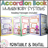 Human Body Systems Accordion Booklet
