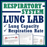 Human Body Systems: Respiratory System Activity NGSS MS-LS1-3