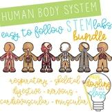 Human Body Systems STEM Lab Bundle