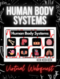 Human Body Systems Self-Guided Webquest
