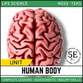 Human Body Unit - 5E Model