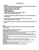 Human Body Unit Lesson Plans