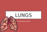 Human Body Unit: Lungs PPT Freebie