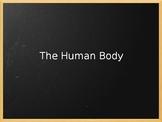 Human Body Unit PowerPoint
