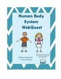 Human Body System Webquest