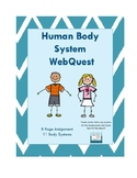 Human Body System Webquest