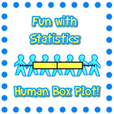 Human Box Plots - Fun with Box and Whisker Plots!