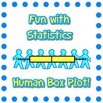 Human Box Plots - Fun with Box and Whisker Plots!