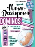 Human Development Domino Review Activity-High School
