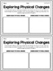{Grade 4} Human Development and Sexual Health Activity Packet