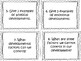 Human Development and Sexual Health Task Cards (Grade 3)