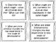 Human Development and Sexual Health Task Cards (Grade 4)