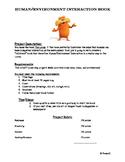 Human/Environment Interaction Children's Book