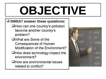 Human Environment Interaction PPT.