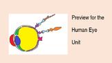 Human Eye Unit