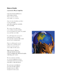 Human Family-poem by Maya Angelou/iphone commercial/year starter