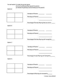 human genetics worksheet kidz activities. Black Bedroom Furniture Sets. Home Design Ideas