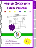 Logic Puzzles Human Geography