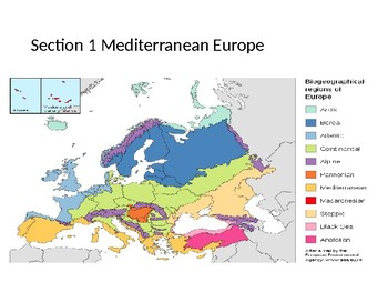 Human Geography of Europe