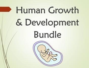 (OVER 30% OFF) Bundle: Human Growth & Development