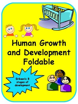 Human Growth and Development Foldable