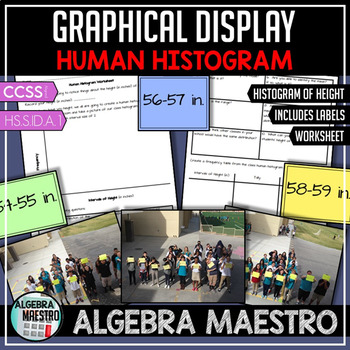 Human Histogram Activity/Worksheet