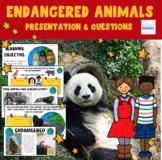 Human Impact - Endangered Animals Environment