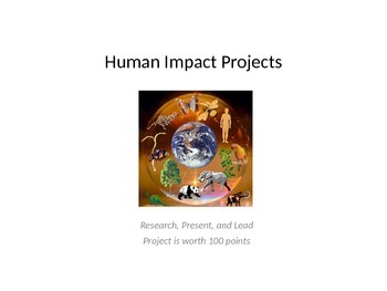 Human Impact Projects