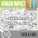 Human Impact Seek & Find Doodle Page
