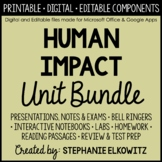 Human Impact Unit Bundle