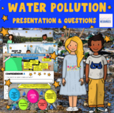 Human Impact - Water Pollution No prep lesson