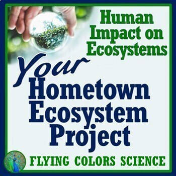 Human Impact - YOUR SCHOOL'S TOWN Problem + Solution Project MS-LS2-5 MS-ESS3-4