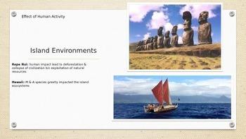 Human Impact on Earth's Environment