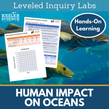 Human Impact on Oceans Inquiry Labs