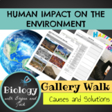 Human Impact on the Environment: Gallery Walk