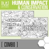Human Impact on the Environment & Conservation Seek and Fi