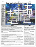 Human Impacts on Ocean Ecosystems Crossword Puzzle