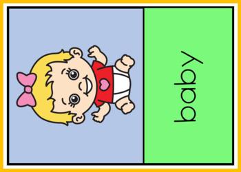 Human Life Cycle Sorting Cards