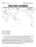 Human Migration Reading