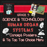 Human Organ Systems Science BUNDLE