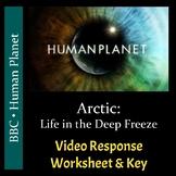 Human Planet - Episode 3: Arctic - Video Response Workshee