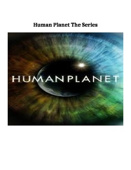 Human Planet: The Series (8 Episodes)