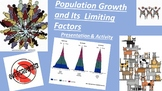 Human Population and Its Limiting Factors Presentation and Activity