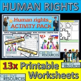 Human Rights Activity Pack