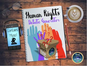 Human Rights Debate Generator