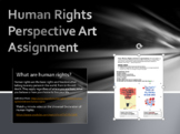 Human Rights Perspective Art Assignment