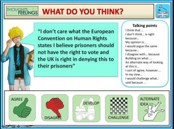 Human Rights and Responsibilities Lesson