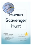 Human Scavenger Hunt