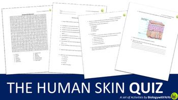 Human Skin Quiz