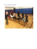 Human Sled - Team Building Activity